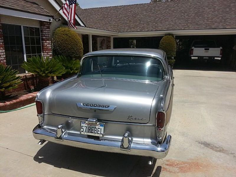 1957 AMC Rambler Rebel