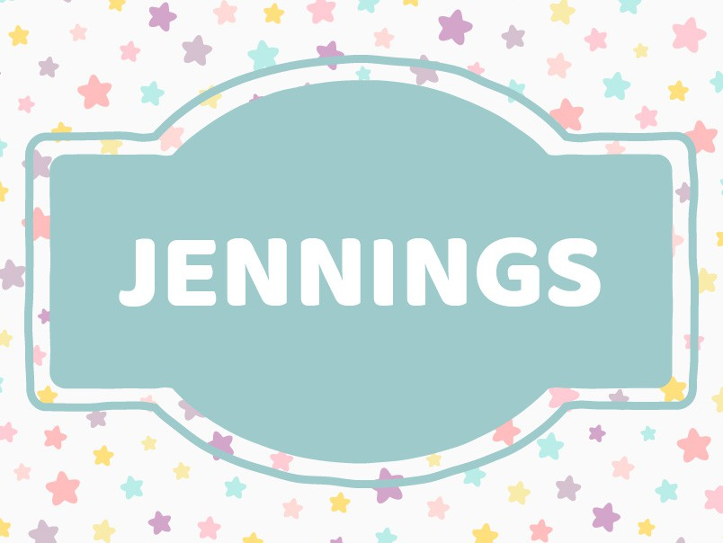 Unique Baby Names: Jennings