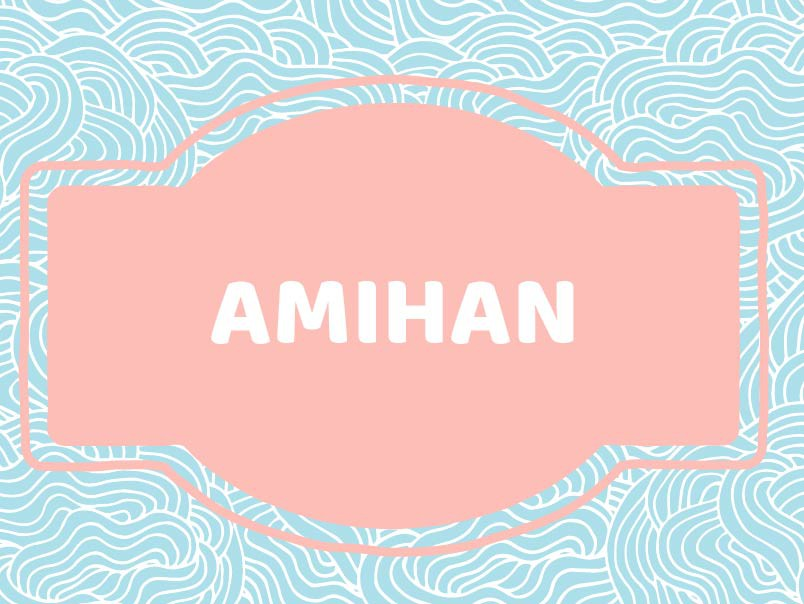 Amihan name