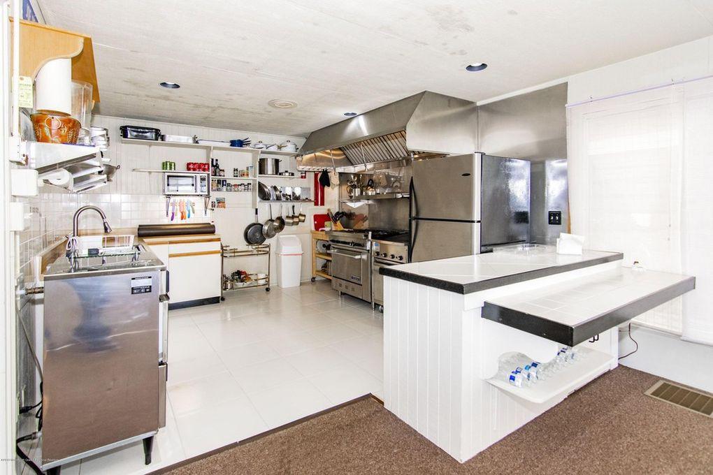 Joe Pesci's second kitchen
