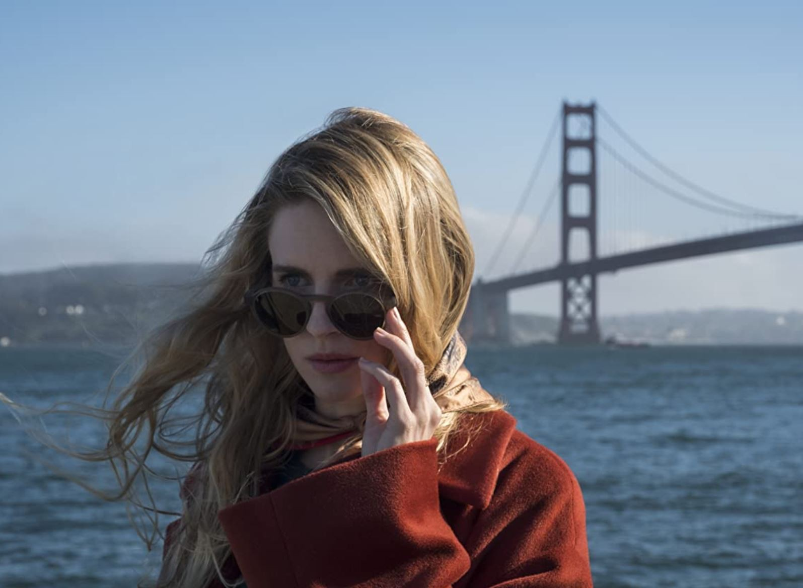 Brit Marling in the OA