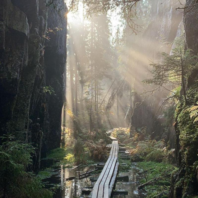 Orinoron Gorge