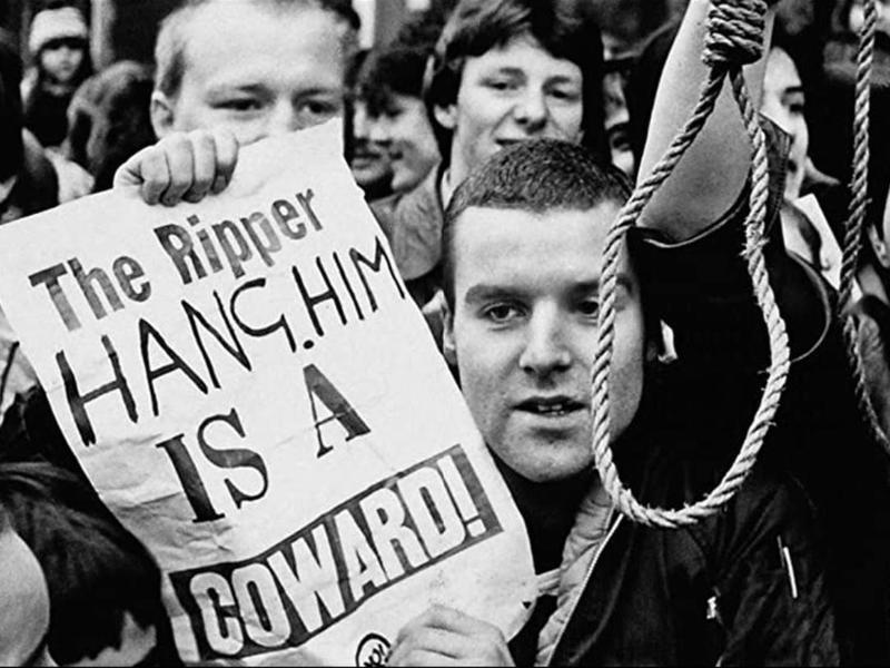 The Ripper protest