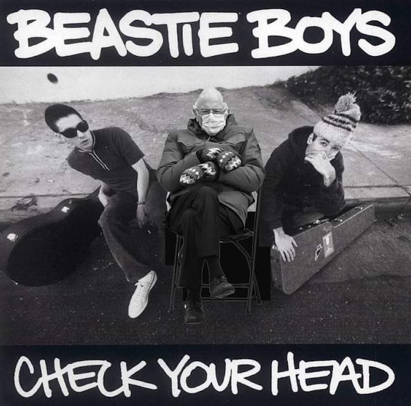 "Bernie Sanders on Beastie Boys ""Check Your Head"" album"