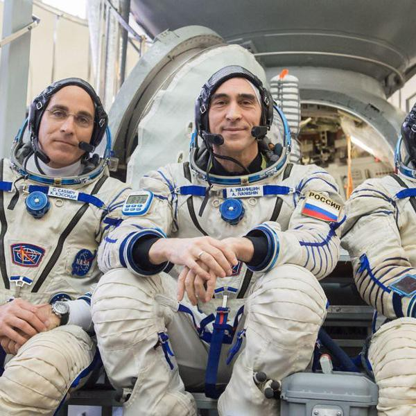In Photos: The Expedition 63 Mission to the International Space Station