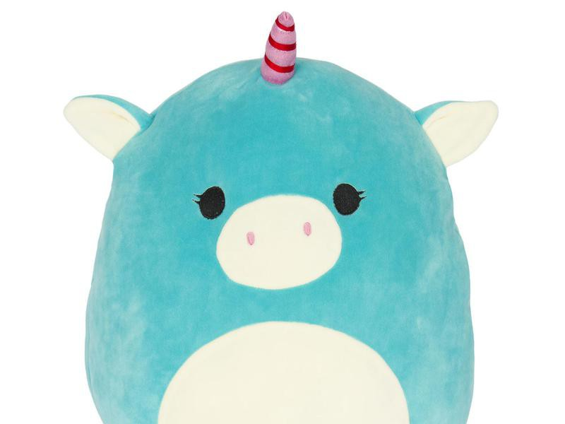 Ace the Turquoise Unicorn Squishmallow