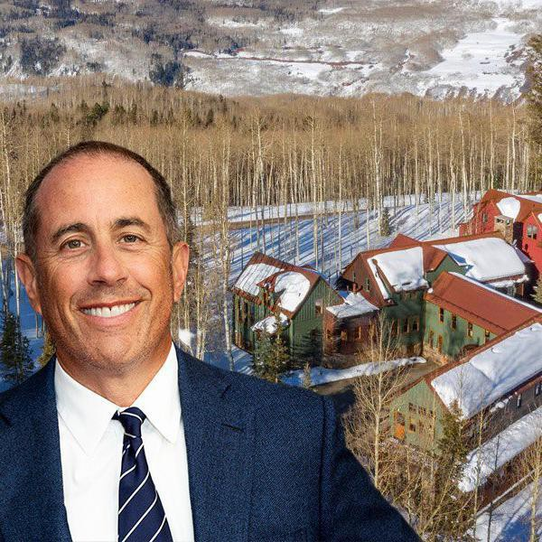 Jerry Seinfeld's $15M Telluride Estate Is No Joke