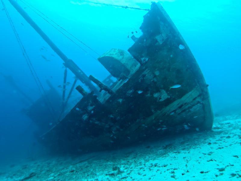 Sunken Spanish Fleet