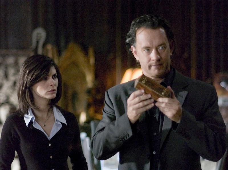 Tom Hanks, Da Vinci Code