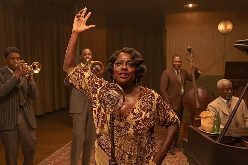 """Viola Davis was nominated for her role in """"Ma Rainey's Black Bottom"""""""