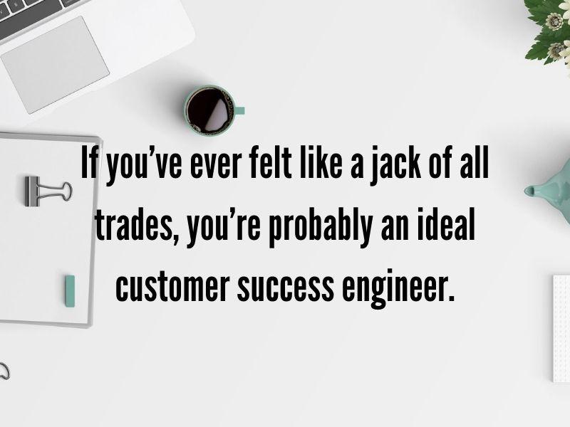 Customer success engineer