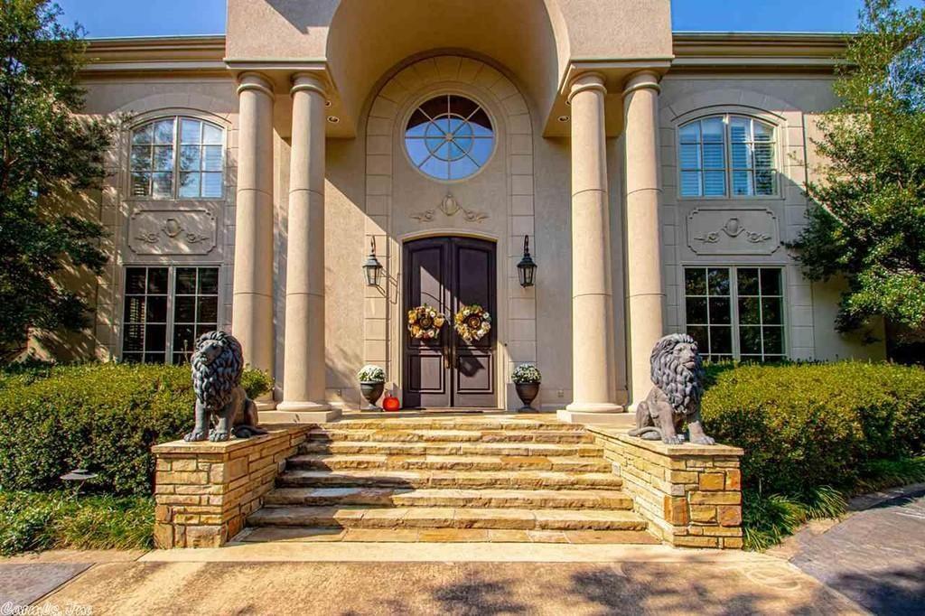 $1M mansion in Little Rock