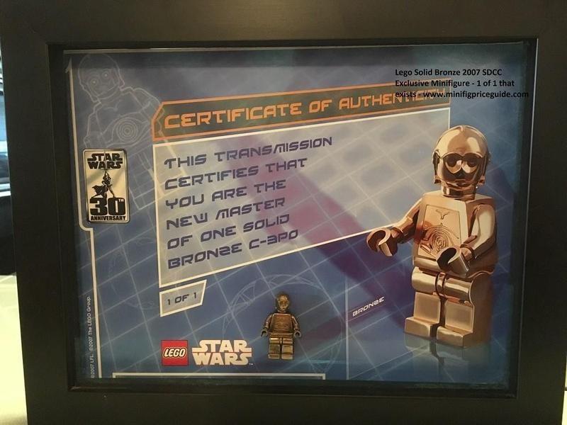 C-3PO Lego (2007)