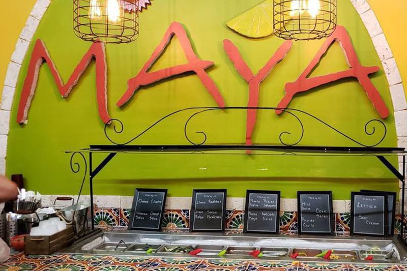 Maya Cuisine