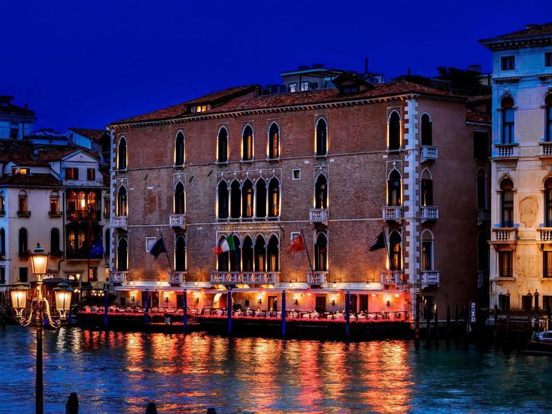 The Gritti Palace Hotel, Venice