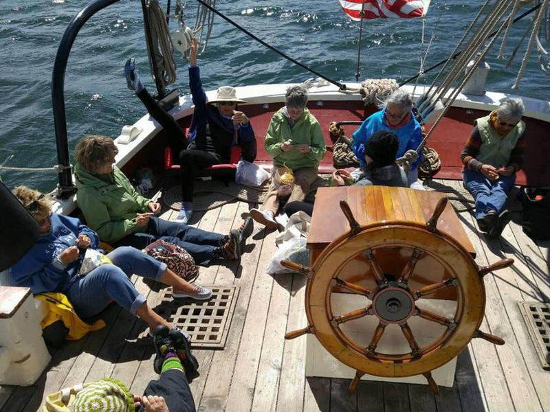 Knitting Cruises
