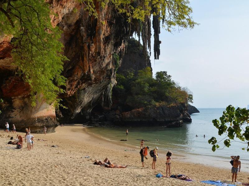 Must-Visit Beach: Phra Nang Cave Beach