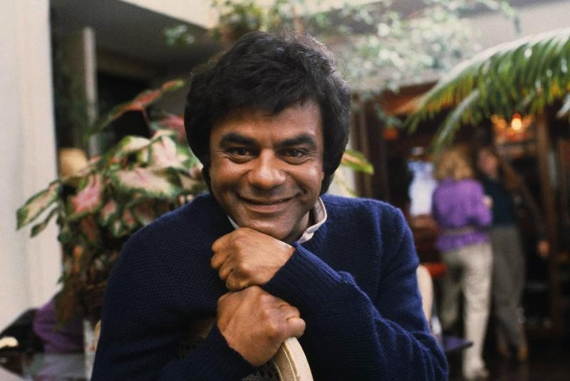 Johnny Mathis in 1981
