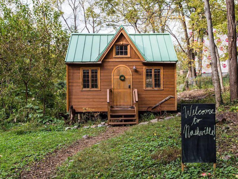 Tiny House Cottage in Nashville
