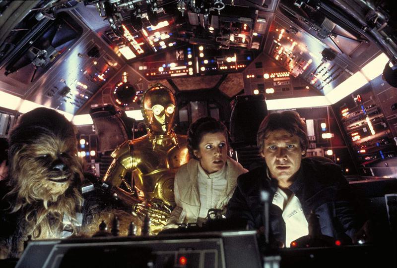 Star Wars Episode V — The Empire Strikes Back