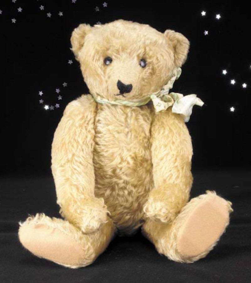 Bing Clockwork Teddy Bear