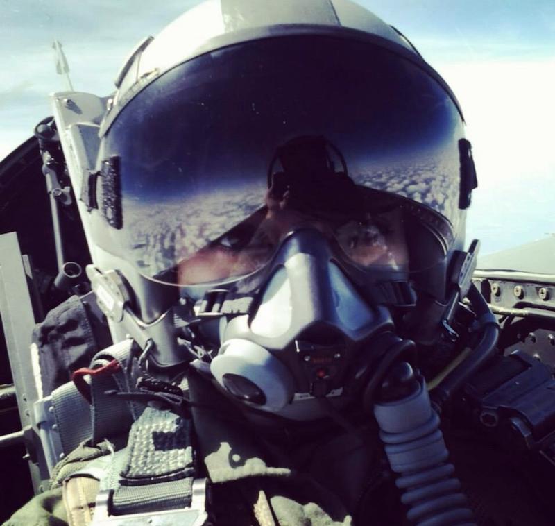 Flying Selfie