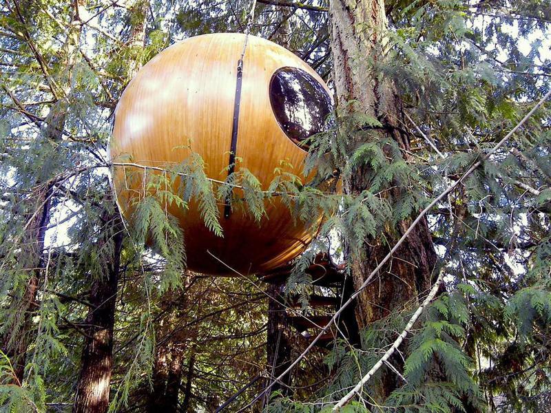 Free Spirit Sphere