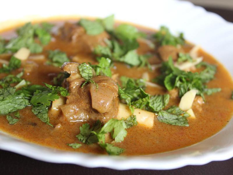 Mutton Nalli Nihari
