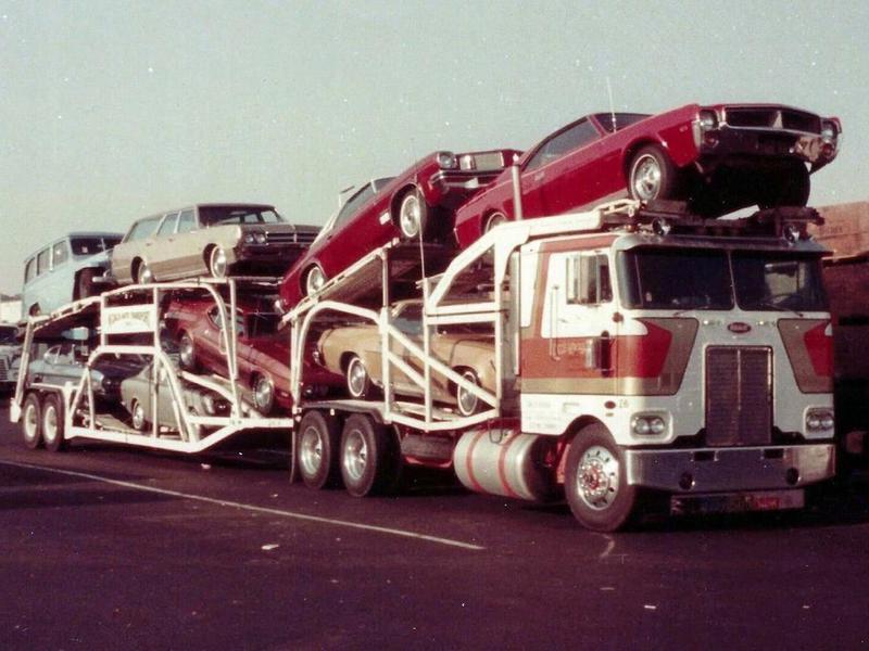 Classic Auto Hauler
