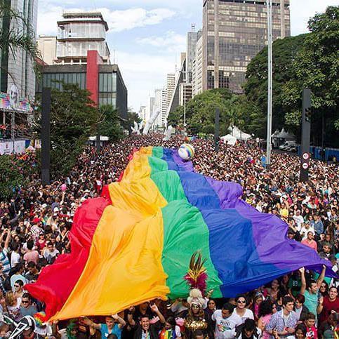 Sao Paulo Pride Parade
