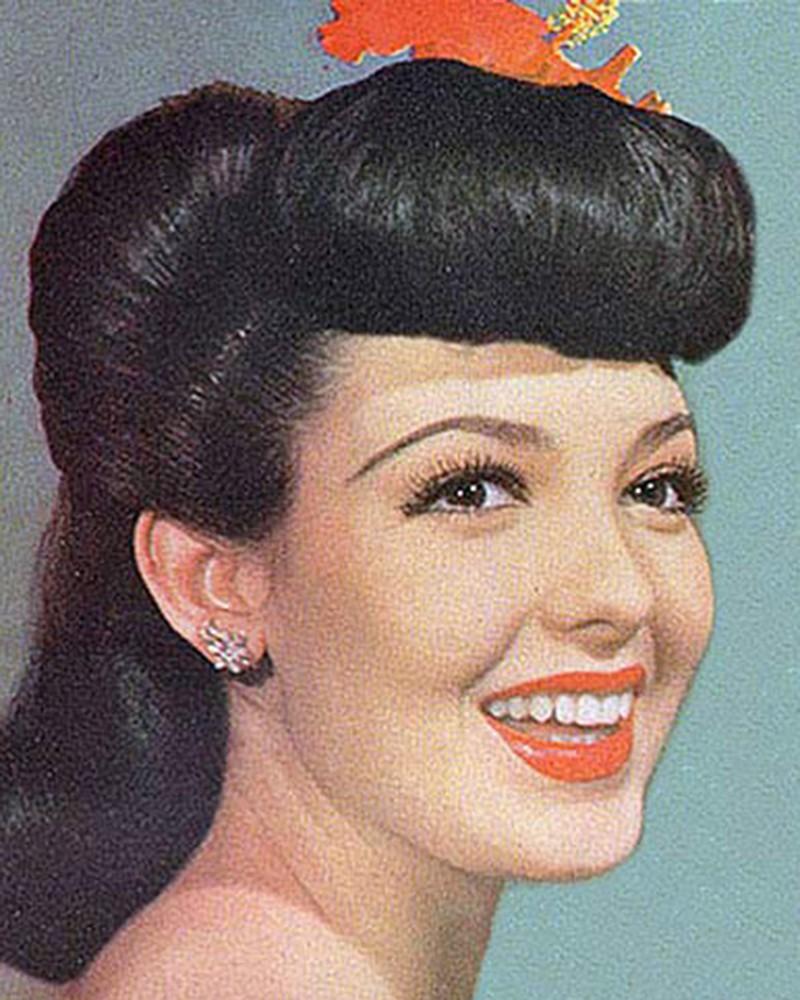 1940s: Bumper Bangs