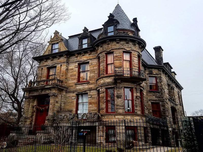 Franklin Castle in Cleveland