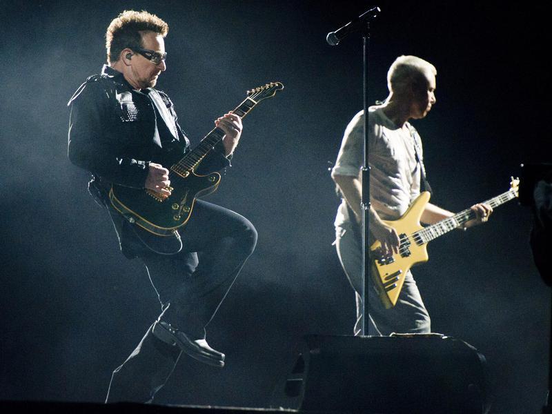 """U2 """"360° Tour"""""""
