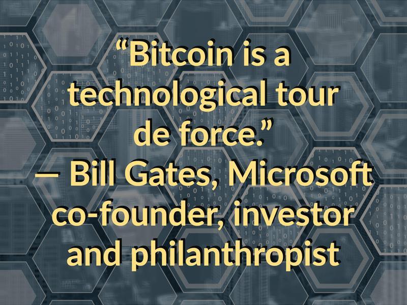 bitcoin gates