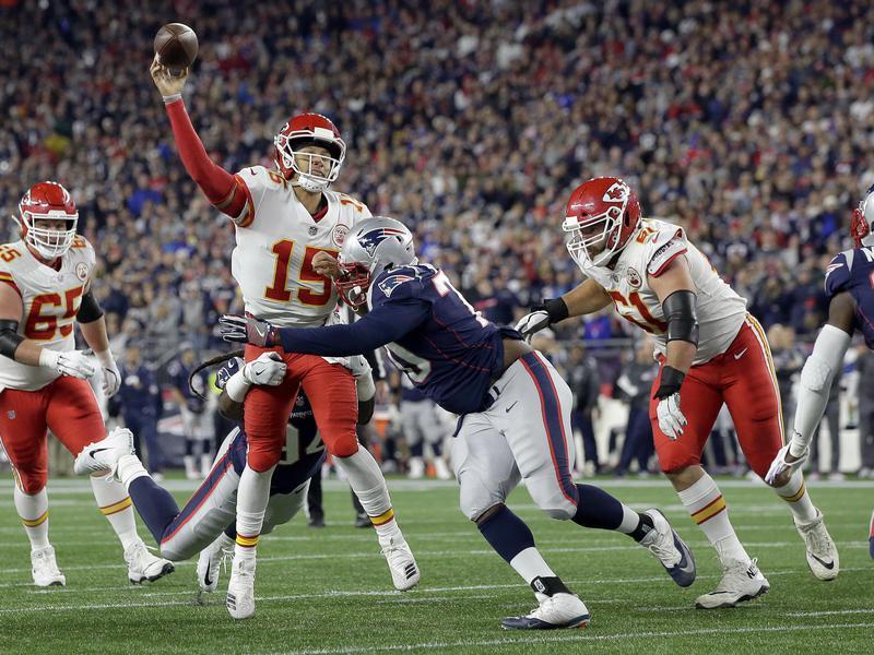 Chiefs-Patriots