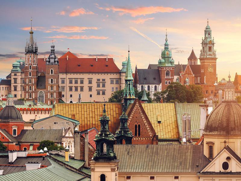 Most Visited Countries, Krakow