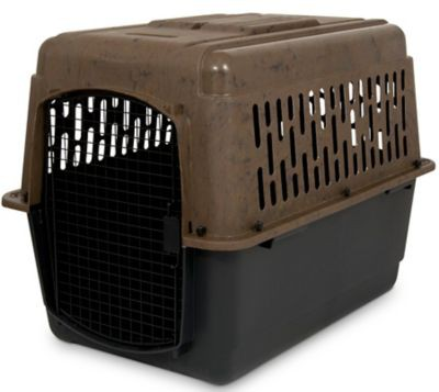 Tractor Supply dog kennel: Ruff Maxx Cat and Dog Kennel