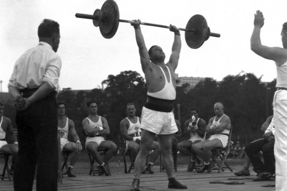 Jaroslav Skobla lifting