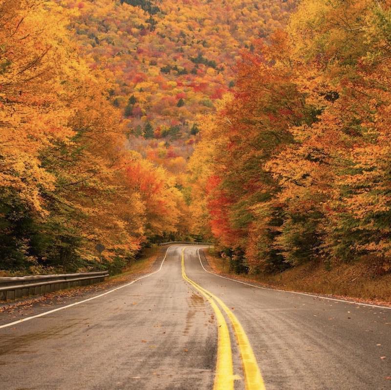 Kancamagus Highway, NH
