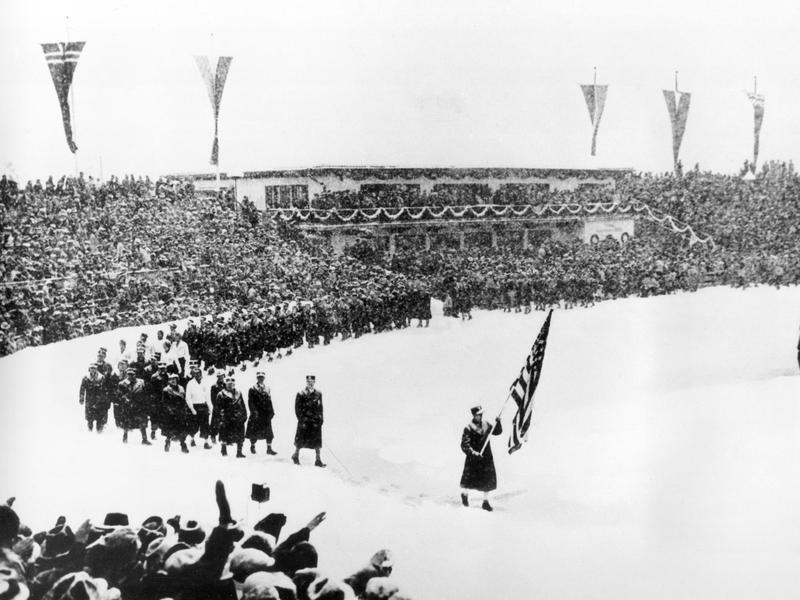 Winter Olympics in 1936