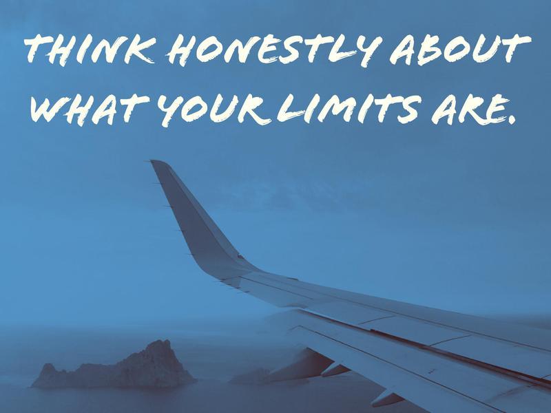 Travel Limits
