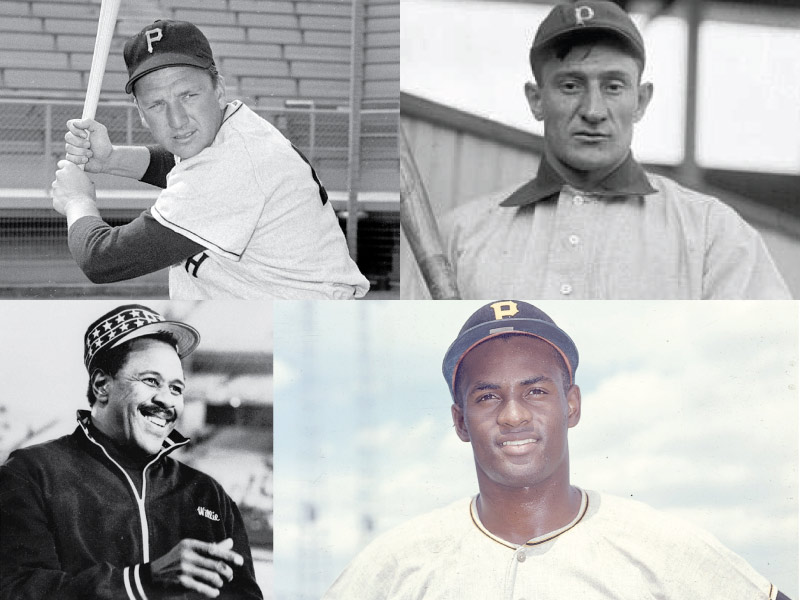 Pittsburgh Pirates Mount Rushmore