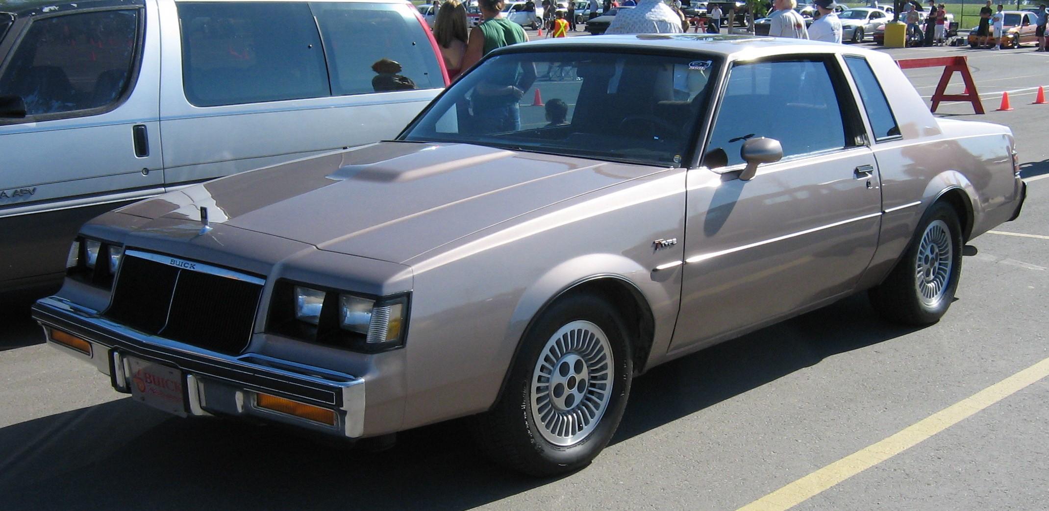 Buick Regal T-Type