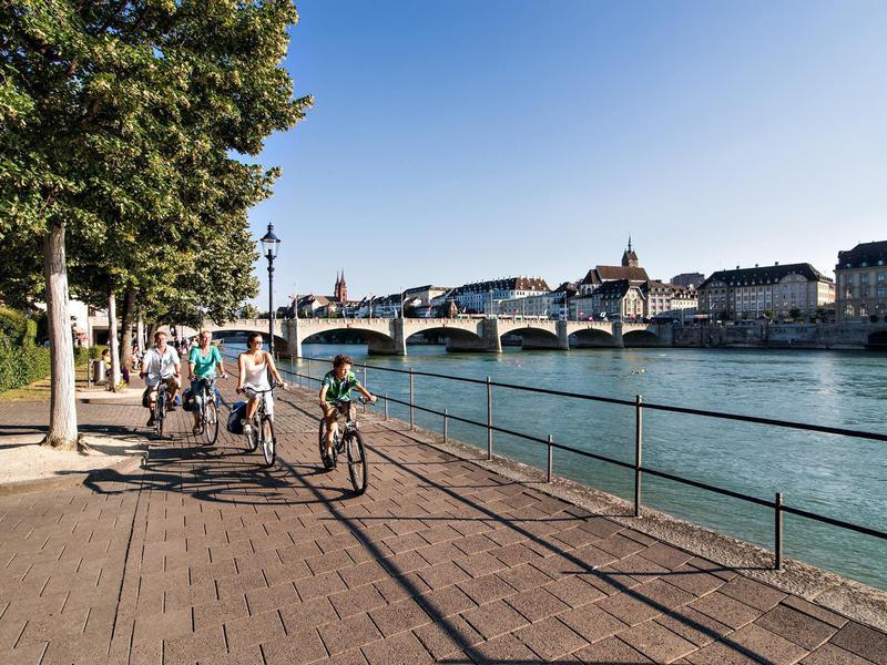 Rhine Valley Bike Tour