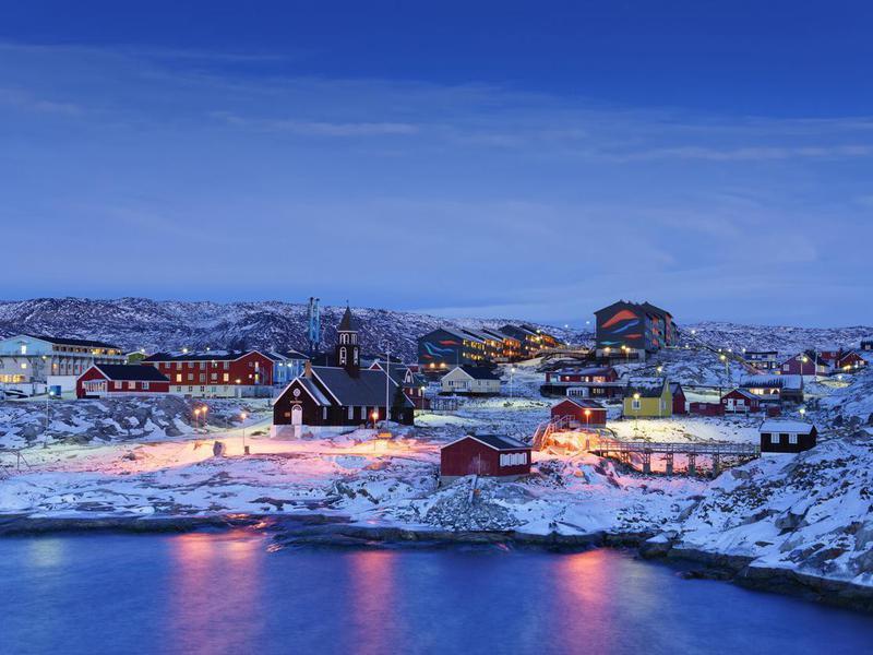 Ilulissat Twilight, Greenland