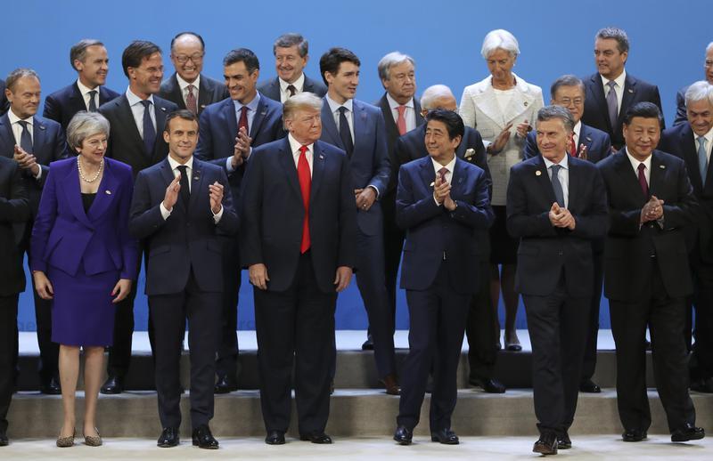 g20 summit group photo argentina