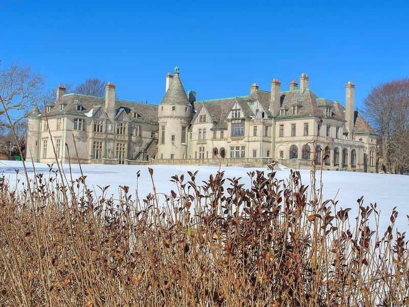 Seaview Terrace Mansion in Rhode Island