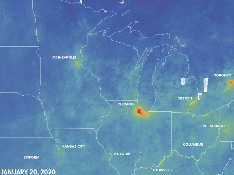 Midwest Before