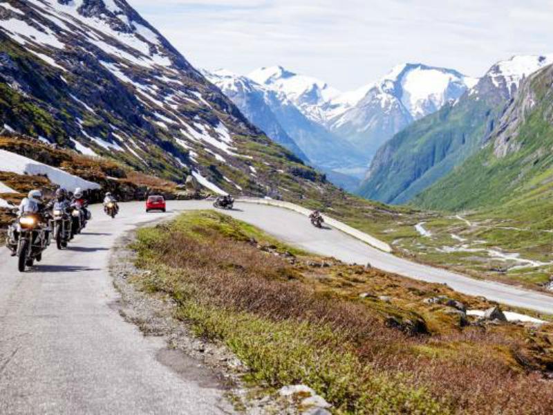 Norway Motorcycle