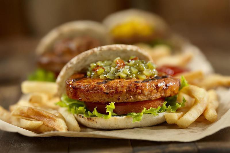 Relish Burgers